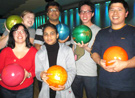 Auckland Campus Bowling