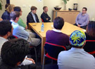IT Industry guest visits Christchurch Campus